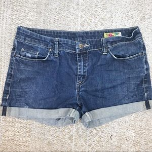 Blank NYC women's size 30 denim jean shorts